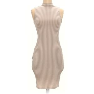 NBD ribbed bodycon dress size Small